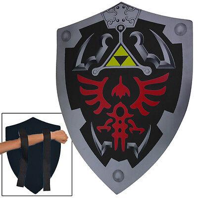 Hospitable Dark Link Shadow Foam Legends Of Zelda Foam Shield Larp Cosplay Costume Tv, Film & Game Replica Blades