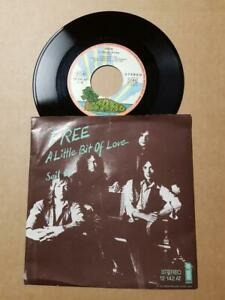 Free-A-Little-Bit-Of-Love-Vinyl-7-034-45-RPM-Single-Rock-1972-Near-Mint