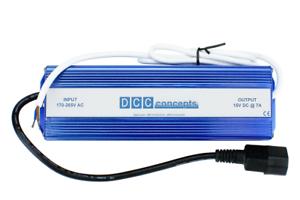 DCC Concepts - Dcp-Ps7 Dc   Alimentation Électrique 7a 15v Régulé pour Système