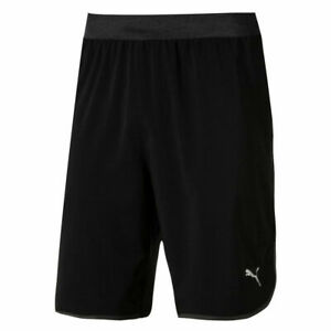 Details about Puma Energy Laser Mens Dry Cell Shorts Training Fitness Black 516360 01 UA110