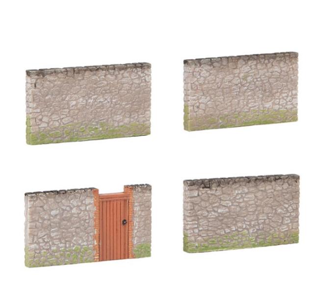 Graham Farish Scenecraft N Gauge 42-288 - Low Relief Urban Stone Walling