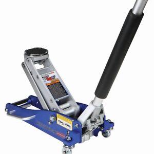 1-5-Ton-3000-Lb-Aluminum-Racing-Car-Auto-Floor-Jack-Low-Profile-Rapid-Pump-Lift