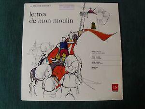 LETTRES-DE-MON-MOULIN-DAUDET-BLANCHAR-GALABRU-ROUSSIN-TISOT-LP-ES-320-E-901