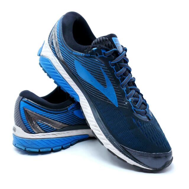 Mens Brooks Ghost 10 Running Shoes Size