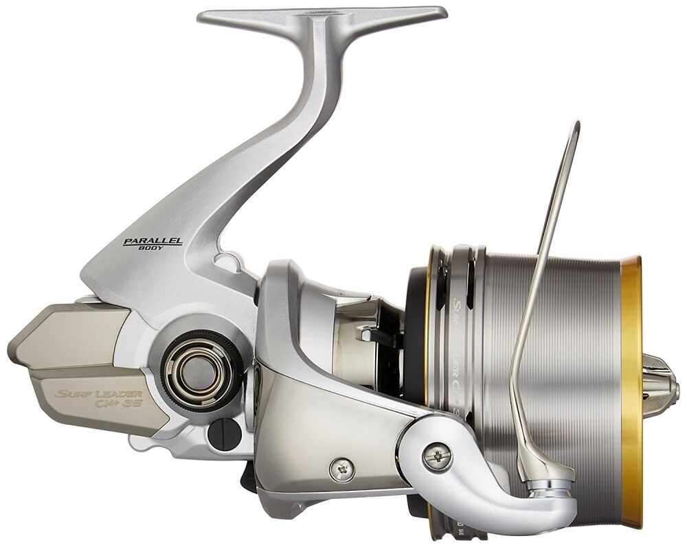 2018 NEW Shimano spinning reel throwing fishing 18 surf leader CI 4+35 microfine