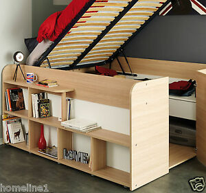 jugendbett 140x200 kinderbett kombibett multifunktions. Black Bedroom Furniture Sets. Home Design Ideas