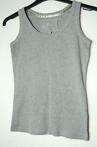 GREY-LADIES-CASUAL-TOP-VEST-SIZE-10-INTERNACIONALE