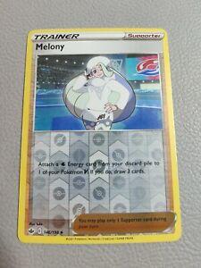 Melony Reverse Holo | NM | SWSH Chilling Reign 146/198 | Pokemon