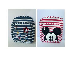 CATH-KIDSTON-DISNEY-MICKEY-STRIP-MEDIUM-BACKPACK-VARIOUS-DESIGN