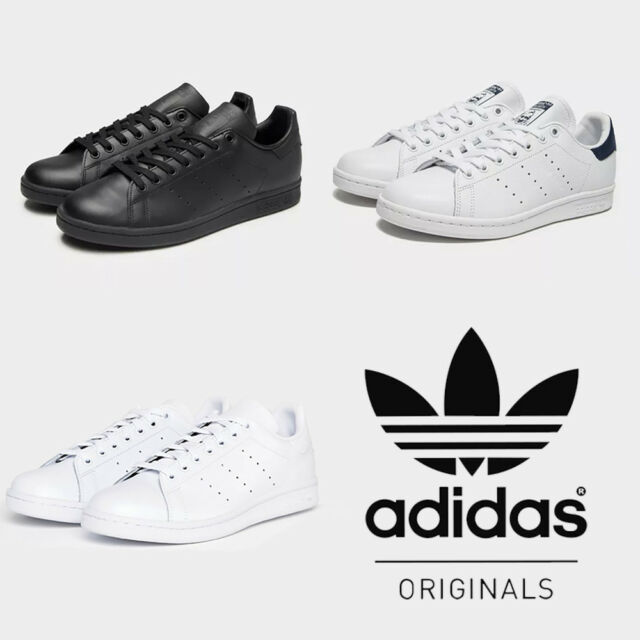 Details about Adidas Stan Smith Trainers Mens Originals Sneakers Shoes UK Size 7 8 9 10 11
