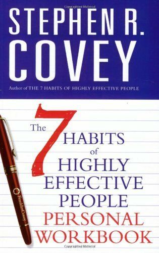 1 of 1 - The 7 Habits of Highly Effective People: Person..., Covey, Stephen R. 0743268164