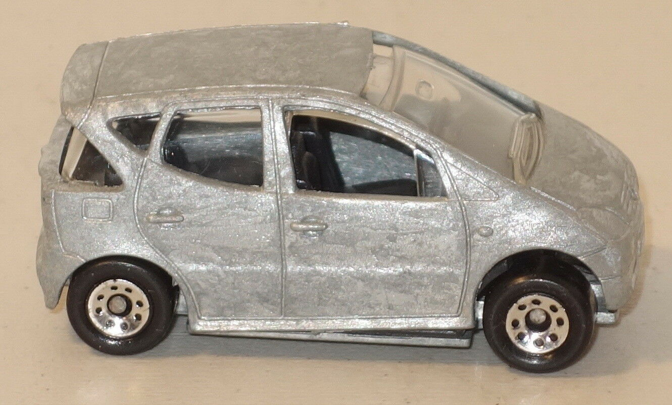 DTE RARE MATCHBOX SUPERFAST 56-K RAW UNPAINTED UNPAINTED UNPAINTED MERCEDES A CLASS  PREPRO 910f52