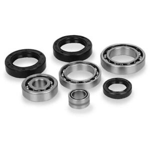 FRONT DIFFERENTIAL BEARING /& SEAL KIT POLARIS RZR 800 4 S 4X4 4WD 2008-2010