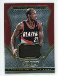 2013-14-Clyde-Drexler-Jersey-Panini-Select-Swatches