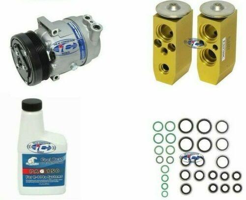 A//C Compressor Kit Fits Chevrolet Aveo 09-12 Aveo5 09-11 Pontiac G3 Brand New
