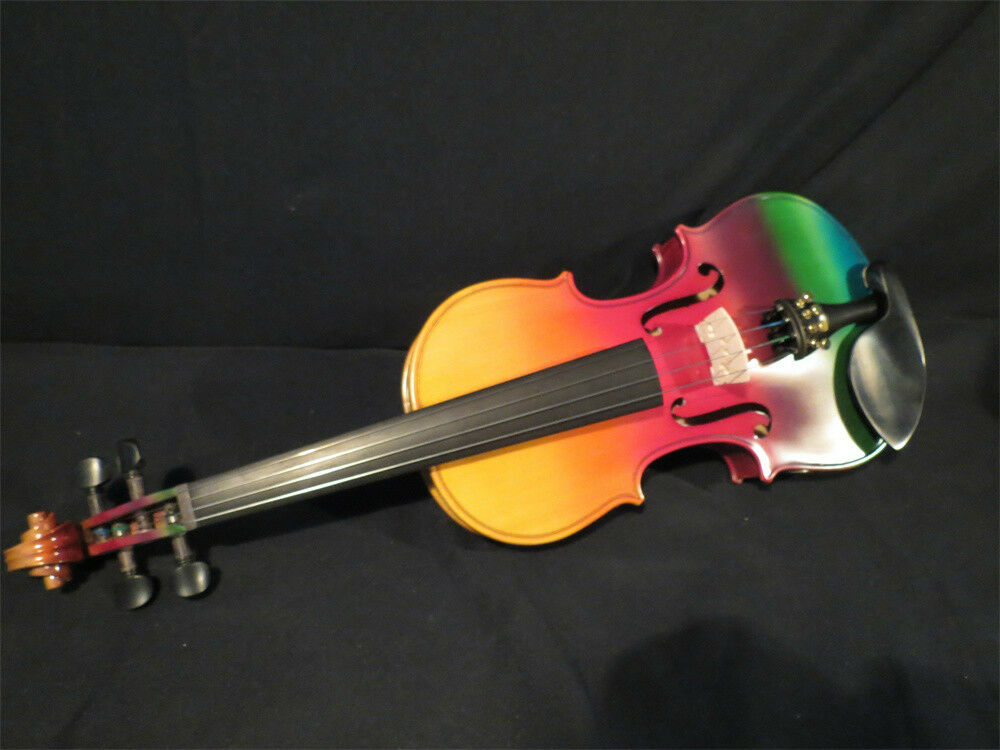 Strad style SONG Brand colours 3 4 violin,huge and powerful sound
