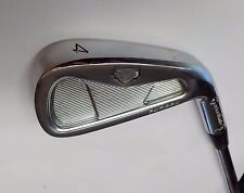 TaylorMade RAC TP Forged 4 Iron Dynamic Gold R300 Steel Shaft Golf Pride Grip