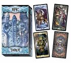 Epic Tarot Deck 9780738749808 by Riccardo Minetti Cards