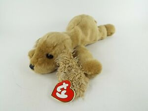 02ef4baac83 TY Plush Charlie the Puppy Dog Stuffed Animal with Tags Cocker ...