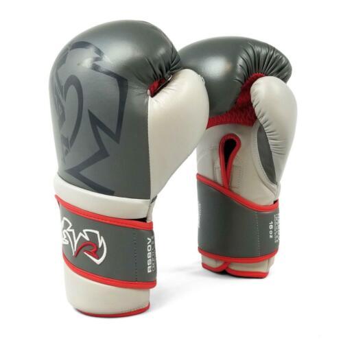 RS80V Rival Boxing Gloves Sparring Grey Impulse