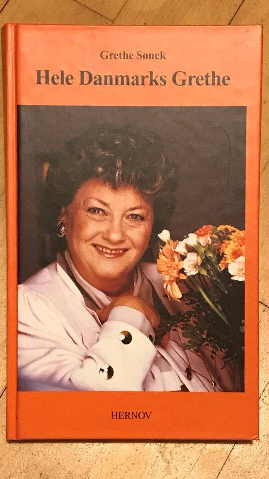 Hele Danmarks Grethe, Grethe Sønck, genre: biografi