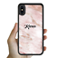 iPhone-8-7-6-Plus-X-5s-SE-5c-Case-Marble-Personalised-Text-Initial-Custom-Name