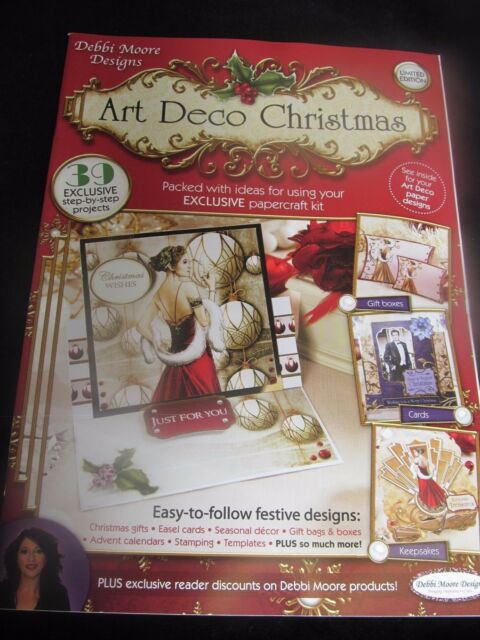 Limited Edition Debbi Moore Art Deco Magazine 32 Papers