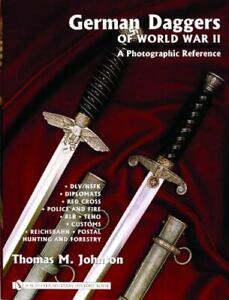 Libro-Alemán Dagas De La Segunda Guerra Mundial – fotográficas de referencia: Tomo 3