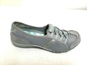 skechers relaxed fit gray