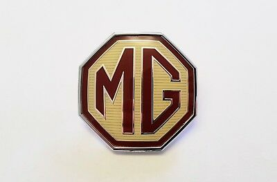 MG MGF O.E Front// Rear Badge Insert DAB101710-I