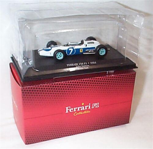 Ferrari F1 Collection Ferrari 158 F1 1964 John surtees 1:43 New in ...