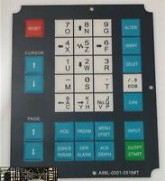 New For FANUC A98L-0001-0518#T MEMBRANE KEYSHEET KEYPAD KEYBOARD