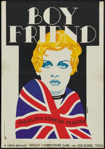 Ken Russell/'s The Boy friend  movie poster print