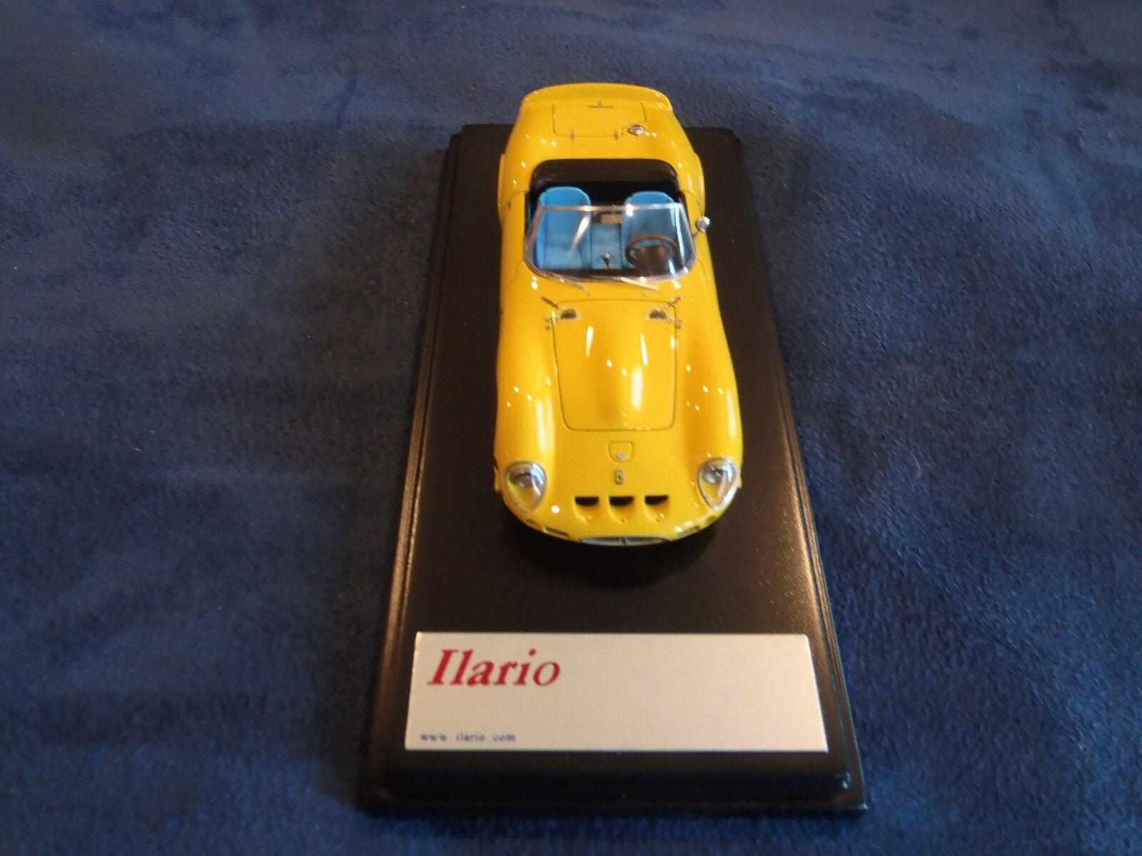 Ferrari Gto Araña 1 43 escala 1 10 construida a mano por Ilario en Francia