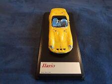 Ferrari GTO Spider 1/43 scale 1/10 hand built by Ilario in France