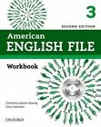 American English File: 3: Workbook with Ichecker by Oxford University Press (Mixed media product, 2014)