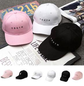 e031e25bff Fashion UNISEX Women Men Baseball Cap Hat Hip Hop Adjustable Polo ...