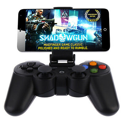 Bluetooth Wireless Game Controller Gamepad Joystick For Android Cell Phone