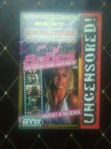 backyard babes special edition DVD backyard wrestling ...