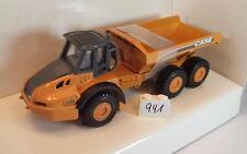 Norscot 1/87 No. 340 Case Articulated Truck OVP #941