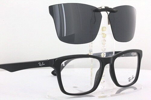 5f1db4a8a5 2 of 10 Custom Fit Polarized CLIP-ON Sunglasses For Ray-Ban RB5279 55X18  5279