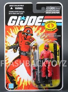 Gi Joe Cobra 2018 Laser Club Exclusive Fss 8.0 Moc