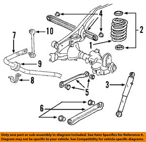 GM-OEM-Rear-Suspension-Shock-Absorber-19300070