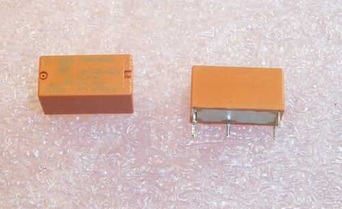 QTY 5 PE014005 SCHRACK 5V SPDT RELAY 1393219-3 TE CONNECTIVITY ROHS