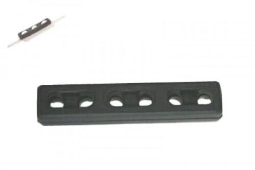 Ruckdämpfer Anlegefeder Zugdämpfer Kautschuk 10-12mm  ARBO-INOX®