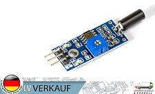 Vibrations Sensor LM393 für Arduino Raspberry Pi Prototyping mit Beispiel-Sketch