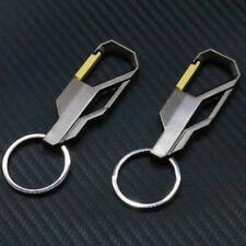 2x Fashion Alloy Metal Keyfob Car Keyring Keychain Key Chain Ring Accessory Gift Fits Kia Soul