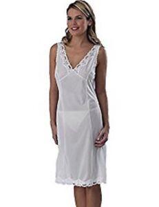 65248e1bf65e Image is loading Marlon-Ladies-Petticoat-Under-Dress-Full-Slip-BuildUp-