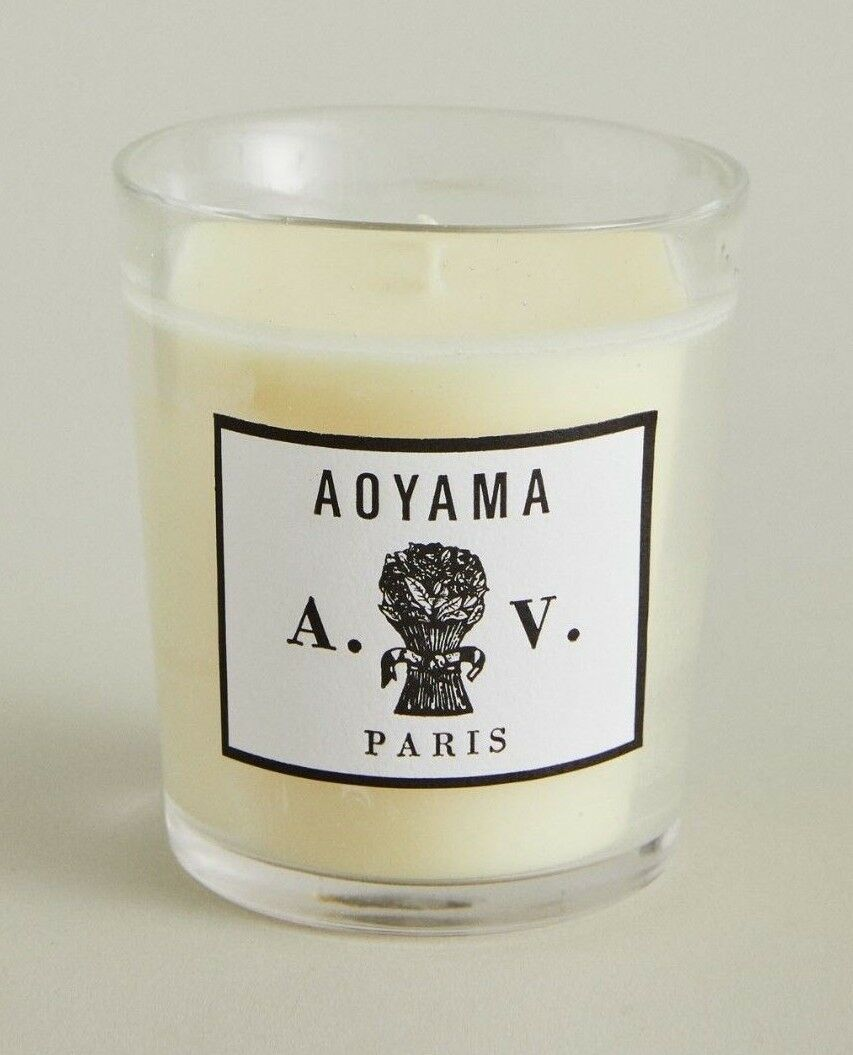 Astier de Villatte Aoyama Scented Candle Fragrance Home Aromatherapy 260g