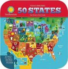 Smithsonian Young Explorers: 50 States by Ruth Strother (Hardback, 2015)